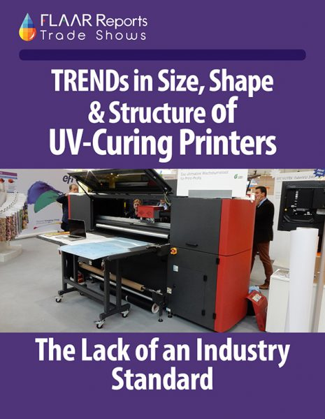 FESPA 2017 TRENDS by Structure Print - Front Cover