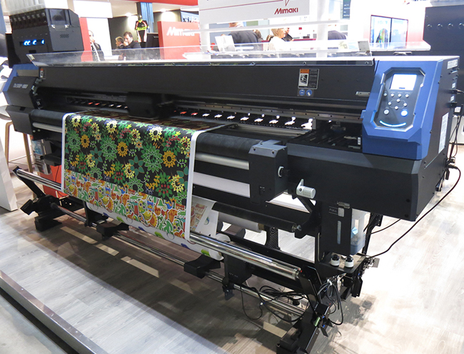 Image result for MIMAKI DIRECT TEXTILE PRINTING