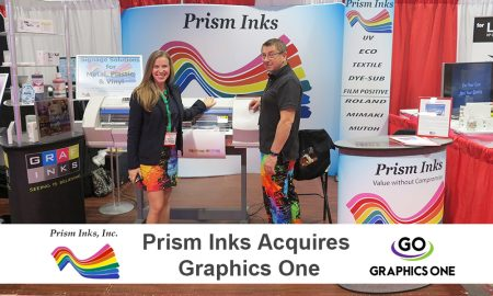 Prism Inks Acquires Graphics One