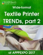 Textile Printers TRENDs at APPPEXPO 2017 PART II