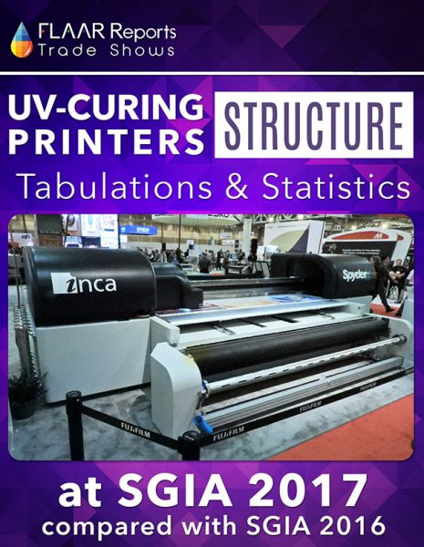 SGIA-2017-FLAAR-Reports-UV-Curing-printers-structure-tabulation-statistics-Front-Cover