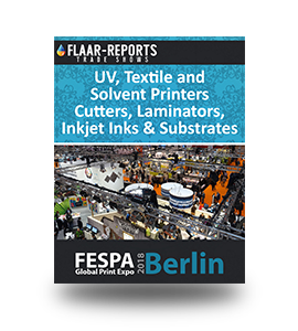 FESPA_2018_FLAAR_Reports_UV_Textile_Solvent_Inkjet_Ink_Media_Substrates_Finishing_Equipment_based_2017-download-article