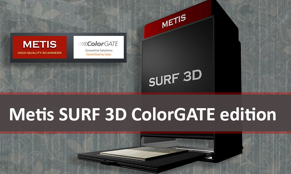 Metis-Surf-3D-ColorGate-scanner-software-color-management