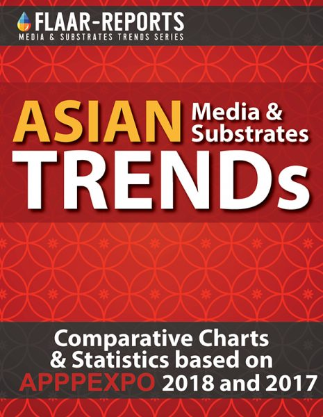 APPPEXPO-2018-China-FLAAR-Reports-media-substrates-comparative-charts-statistics-TRENDs - Front Cover