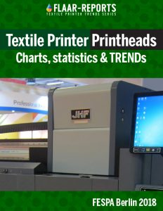 FESPA-2018-textile-printer-TRENDS-statistics-charts-printheads-FLAAR_Reports - Front Cover