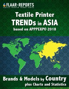 APPPEXPO-2018-wide-format-textile-printers-brand-model-by-country-TRENDs - Front Cover