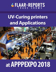 APPPEXPO-2018-FLAAR-Reports-UV-printers-and-applications-Front Cover