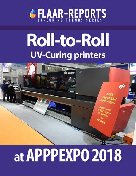 APPPEXPO-2018-Roll-to-Roll-UV-printers-TRENDs - Front Cover