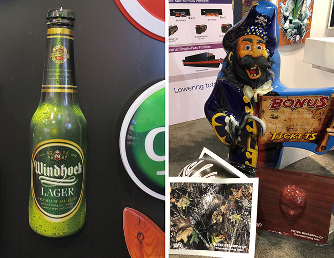 Thermoformed-3D-sample-beer-bottle-pirate-signage