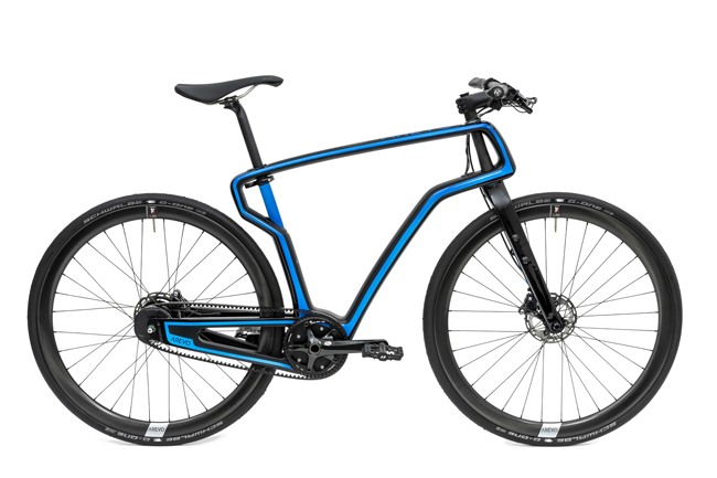AREVO-Carbon-fiber-bicycle-frame