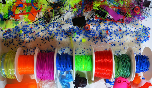 3D-printing-filament-waste