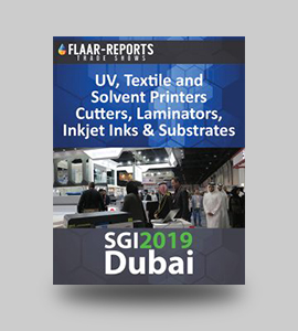 SGI-2019-Dubai-FLAAR-REPORTS-UV-Textile-Solvent-Inkjet-Ink-Media-Substrates-Finishing-Equipment-based-2018L-cover