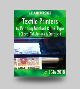 SGIA-2018-textile-printer-TRENDS-statistics-charts-printing-method-ink-type-FLAAR-Reports-cover