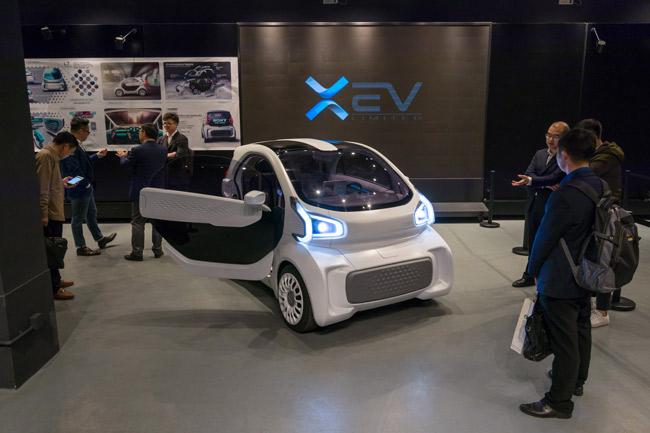XEV-LSEV-3D-Printed-electric-car