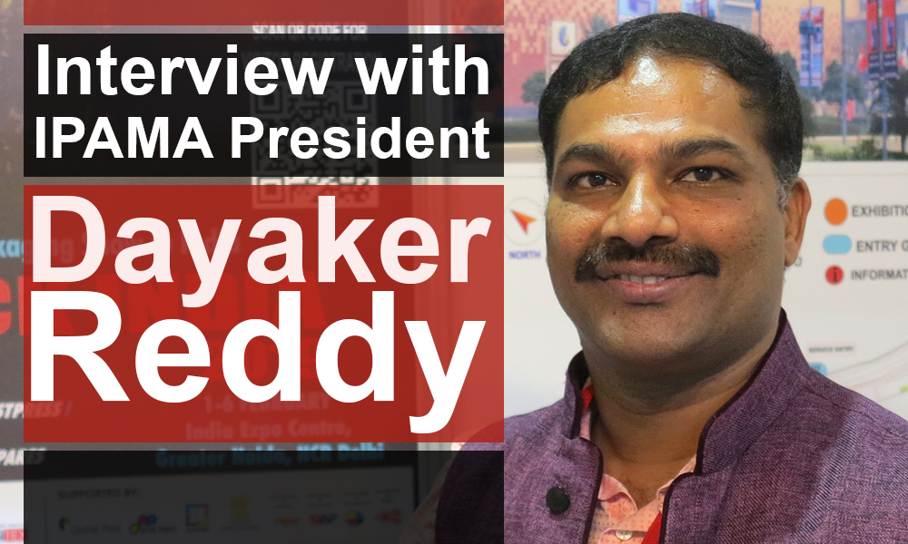 Interview with Dayaker Reddy - FLAAR-REPORTS