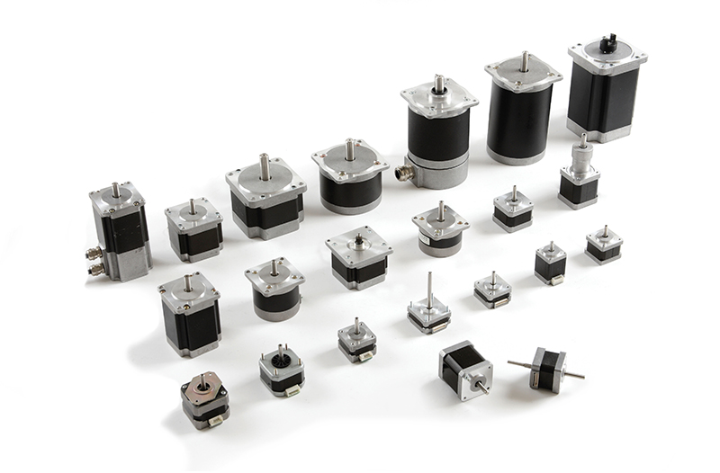 stepper-motors-different-sizes-and-torques