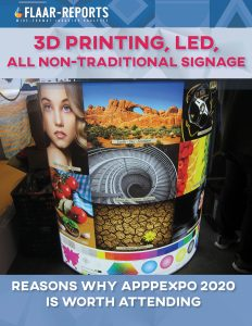 APPPEXPO-2020-3D-printing-LED-Signage-FLAAR-REPORTS-Expected-based-on-APPPEXPO-2019-REAL