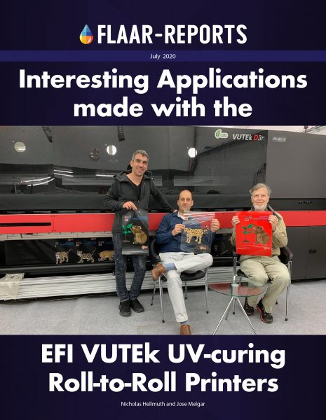 EFI-VUTEk-D3r-roll-to-roll-Interesting-Applications-Factory-visit-black-blue-colored-clear-media-Hellmuth-Melgar-FLAAR-Reports-2020-1