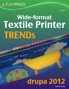 Drupa 2012 Wide-format Textile Printer TRENDs
