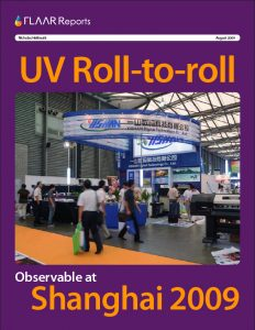 APPPEXPO 2009 UV Roll-to-roll Printers