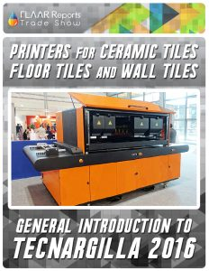 Printers for Ceramic Tiles, Floor Tiles and Wall Tiles - Front Cover