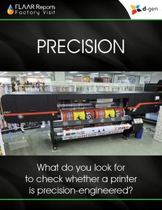 d-gen-FLAAR-Reports-precision-roll-up - Front Cover