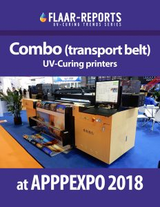 APPPEXPO-2018-Combo-UV-printers-rigid-boards-roll-media - Front Cover
