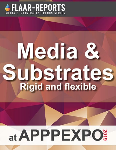 APPPEXPO_2019_FLAAR-REPORTS_rigid_flexible_media_substrate_honeycomb_ACP_giclee_wallpaper